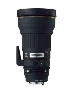 Sigma APO 300mm F2.8 EX DG/HSM Canon Musta Sigma 195954 - 1