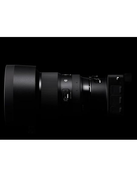 Sigma 105mm F1.4 DG HSM SLR Telezoom-objektiivi Musta Sigma 259965 - 3