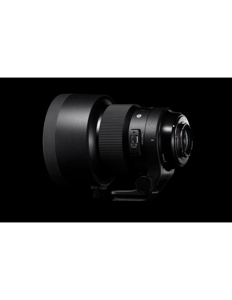 Sigma 105mm F1.4 DG HSM SLR Telezoom-objektiivi Musta Sigma 259965 - 6