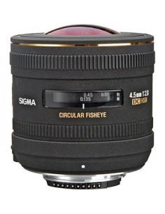 Sigma 4.5mm F2.8 EX DC HSM Musta Sigma 486962 - 1