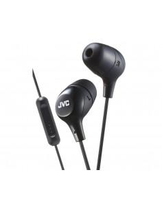 JVC HA-FX38M-B-E Kuulokkeet In-ear Musta Jvc HA-FX38M-B-E - 1