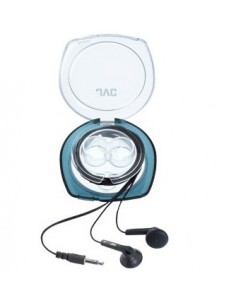 JVC HAF10C kuulokkeet ja kuulokemikrofoni In-ear Musta Jvc HAF10C - 1