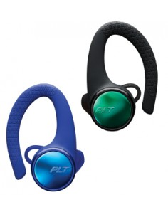 POLY Backbeat FIT 3150 Kuulokkeet Ear-hook Musta, Sininen Plantronics 215105-99 - 1
