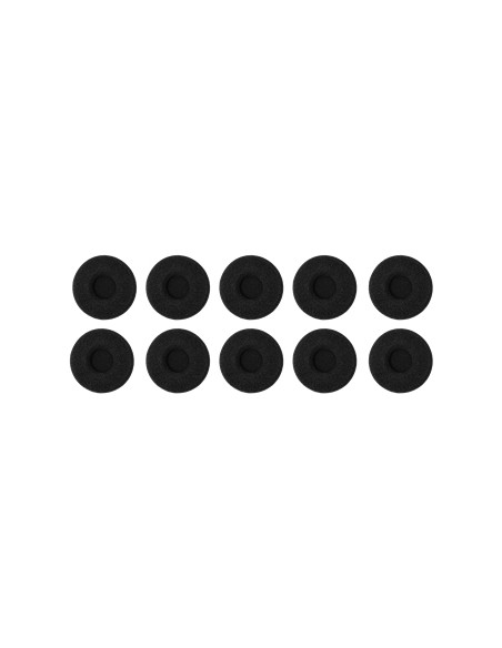 Jabra 14101-50 korvatulppa Kertakäyttökorvatulppa Musta 10 kpl Jabra 14101-50 - 1