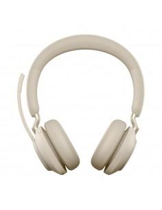 Jabra Evolve2 65. MS Stereo Kuulokkeet Pääpanta Beige Jabra 26599-999-898 - 1