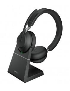 Jabra Evolve2 65. MS Stereo Kuulokkeet Pääpanta Musta Jabra 26599-999-989 - 1