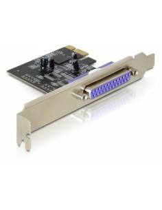 DeLOCK Parallel PCI-E Card liitäntäkortti/-sovitin Rinnakkainen Delock 89219 - 1