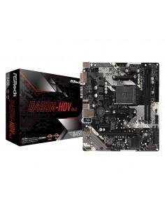 Asrock B450M-HDV R4.0 Kanta AM4 mikro ATX AMD B450 Asrock B450M-HDV R4.0 - 1
