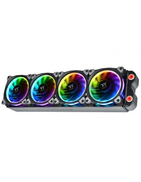 Thermaltake CL-F056-PL14SW-A tietokoneen jäähdytyskomponentti Tietokonekotelo Tuuletin 14 cm Harmaa Thermaltake CL-F056-PL14SW-A