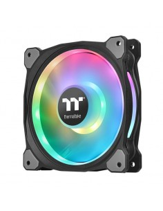 Thermaltake Riing Duo 14 LED RGB Premium Edition Tietokonekotelo Tuuletin Musta Thermaltake CL-F078-PL14SW-A - 1