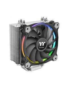 Thermaltake Riing Silent 12 RGB Sync Edition Suoritin Jäähdytin cm Musta, Metallinen Thermaltake CL-P052-AL12SW-A - 1