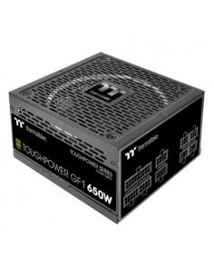 Thermaltake Toughpower GF1 650w 80+ Gold virtalähdeyksikkö ATX Musta Thermaltake PS-TPD-0650FNFAGE-1 - 1