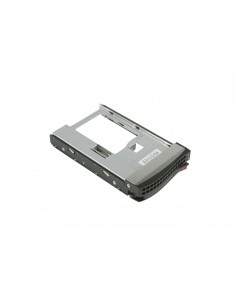 "Supermicro Spare Parts MCP-220-247 2,5/3,5"" Carrier-panel Svart, Metallisk Supermicro MCP-220-00118-0B - 1"