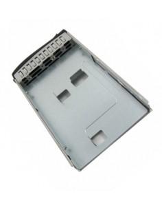 Supermicro MCP-220-93801-0B drive bay-paneler Svart, Borstat stål Supermicro MCP-220-93801-0B - 1