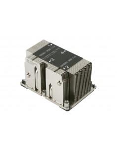 Supermicro SNK-P0068PSC tietokoneen jäähdytyskomponentti Suoritin Jäähdytin Harmaa Supermicro SNK-P0068PSC - 1