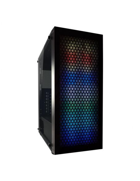 LC-Power Gaming 800B - Interlayer X Midi Tower Musta Lc Power LC-800B-ON - 4