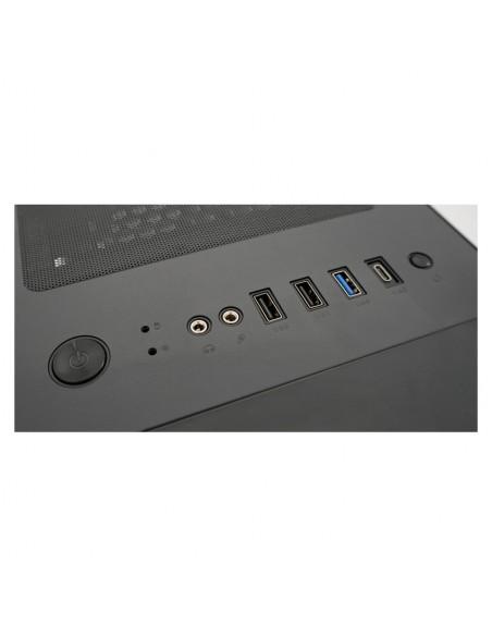 LC-Power Gaming 800B - Interlayer X Midi Tower Musta Lc Power LC-800B-ON - 8