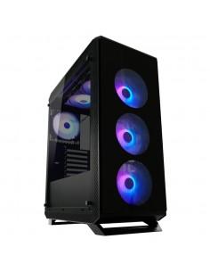 LC-Power Gaming 801B - Sera_X Midi Tower Musta Lc Power LC-801B-ON - 1
