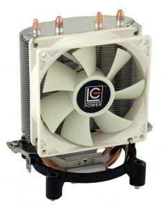 LC-Power LC-CC-95 tietokoneen jäähdytyskomponentti Suoritin Jäähdytin 9.2 cm Hopea, Valkoinen Lc Power LC-CC-95 - 1