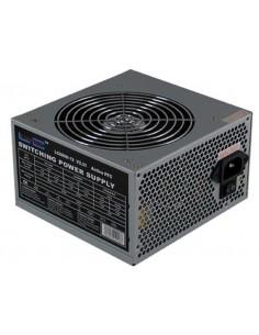 LC-Power LC600H-12 virtalähdeyksikkö 600 W 20+4 pin ATX Musta Lc Power LC600H-12 - 1