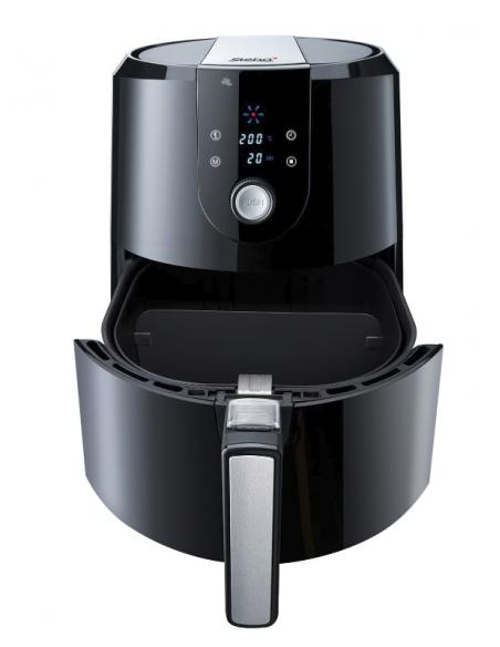 Steba HF 5000 XL Kuumakiertoilmakypsennin 5.2 L Yksi Musta Erillinen 1800 W Steba 265000 - 4