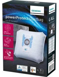 Siemens VZ41FGALL pölynimurin lisävaruste & tarvike Sylinteripölynimuri Pölypussi Siemens VZ41FGALL - 1