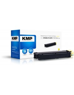 KMP 2923.0009 värikasetti Yhteensopiva Keltainen 1 kpl Kmp Creative Lifestyle Products 2923,0009 - 1