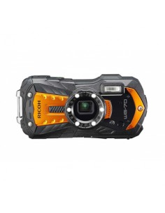 "Ricoh WG-70 Kompakti kamera 16 MP CMOS 4608 x 3456 pikseliä 1/2.3"" Musta, Oranssi Ricoh 03872 - 1"