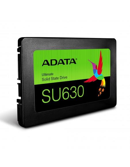 """ADATA Ultimate SU630 2.5"""" 480 GB SATA QLC 3D NAND Adata ASU630SS-480GQ-R - 3"""