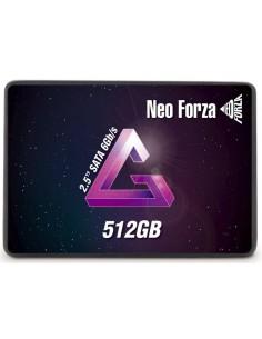 Neo Forza ZION NFS01 512 GB Serial ATA III 3D TLC Goldkey NFS01-512GB - 1