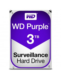 "Western Digital Purple 3.5"" 3000 GB Serial ATA III Western Digital WD30PURX - 1"