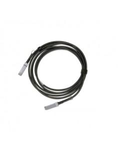 Mellanox Technologies MCP1600-C001E30N verkkokaapeli 1 m Musta Mellanox Hw MCP1600-C001E30N - 1