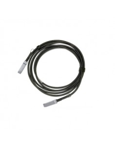 Mellanox Technologies MCP1600-E001E30 InfiniBand-kaapeli 1 m QSFP28 Musta Mellanox Hw MCP1600-E001E30 - 1