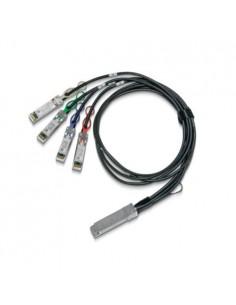 Mellanox Technologies MCP7F00-A02AR26N InfiniBand-kaapeli 2.5 m QSFP28 4x SFP28 Musta Mellanox Hw MCP7F00-A02AR26N - 1