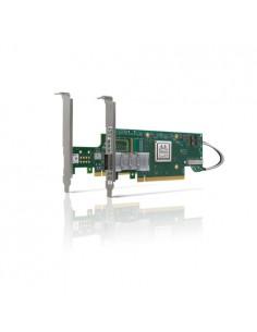 Mellanox Technologies ConnectX-6 VPI Ethernet / Fiber 200000 Mbit/s Sisäinen Mellanox Hw MCX654105A-HCAT - 1