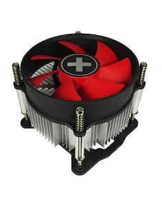 Xilence XC032 tietokoneen jäähdytyskomponentti Suoritin Jäähdytin 9.2 cm Musta, Punainen Xilence Gmbh XC032 - 1