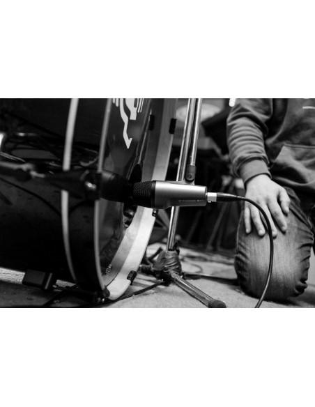 Sennheiser e 602 II Instrument microphone Musta Sennheiser 500797 - 4