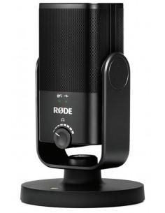 RØDE NT-USB mini Pöytämikrofoni Musta Rode 400400025 - 1