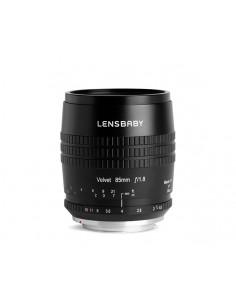 Lensbaby Velvet 85 SLR Makro-objektiivi Lensbaby LBV85M - 1
