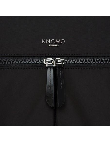 """Knomo Reykjavik laukku kannettavalle tietokoneelle 38,1 cm (15"""") Reppu Musta Knomo 129-402-BLK2 - 6"""