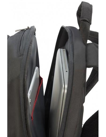 "Samsonite GuardIT 2.0 laukku kannettavalle tietokoneelle 39.6 cm (15.6"") Reppu Musta Samsonite 115330-1041 - 2"