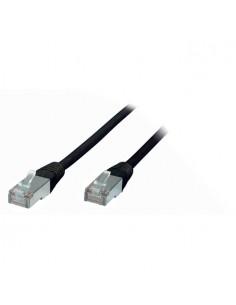 S-Conn RJ45-RJ45, m-m, 2m verkkokaapeli Cat5e F/UTP (FTP) Musta No-name 75112-S - 1