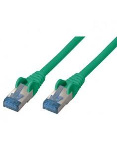 S-Conn cat. 6, S/FTP, 0.5 m verkkokaapeli 0,5 Cat6a S/FTP (S-STP) Vihreä No-name 75711-0.5G - 1