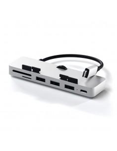 Satechi ST-TCIMHS keskitin USB 3.2 Gen 1 (3.1 1) Type-C 5000 Mbit/s Hopea Satechi ST-TCIMHS - 1