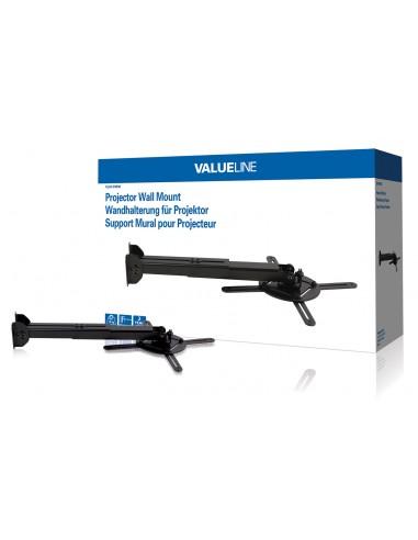 Valueline VLM-PM30 projektorin kiinnike Katto/seinä Musta Valueline VLM-PM30 - 1