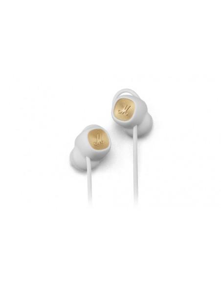 Marshall Minor II Bluetooth Kuulokkeet In-ear Valkoinen Marshall 5008923 - 1