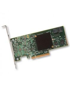 Broadcom MegaRAID SAS 9341-4i RAID-kontrollerkort PCI Express x8 3.0 12 Gbit/s Broadcom 05-26105-00 - 1