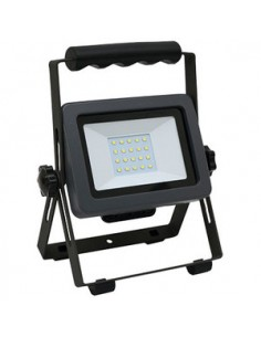 REV 2706612020 kohdevalo Syvennysspottivalo Musta LED Rev 2706612020 - 1