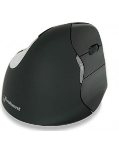Evoluent Luent Verticalmouse 4 Black Bluetooth Right Hand Evoluent VR4BB - 1