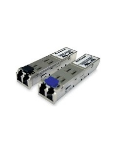 D-Link 1000BASE-SX+ Mini Gigabit Interface Converter nätverksswitchkomponenter D-link DEM-312GT2 - 1